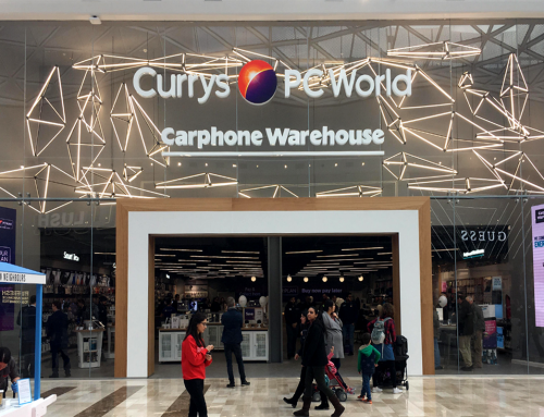 PC World – Westfield, London.