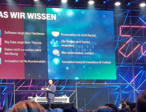 Deutsche Telekom – Digital 2018